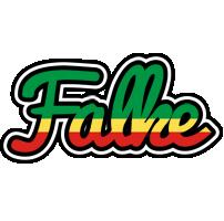 Falke african logo