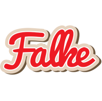 Falke chocolate logo