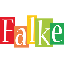 Falke colors logo