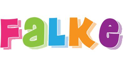 Falke friday logo