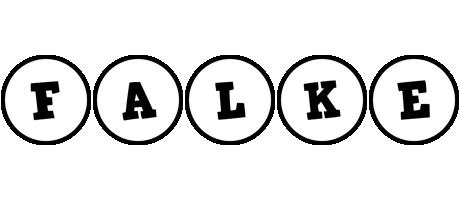 Falke handy logo