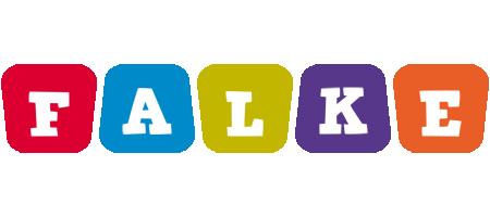 Falke kiddo logo