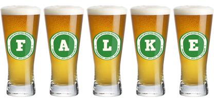 Falke lager logo