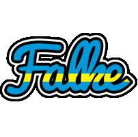 Falke sweden logo