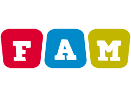Fam kiddo logo