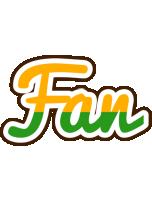 Fan banana logo