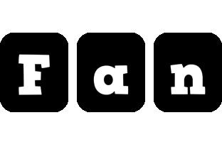 Fan box logo