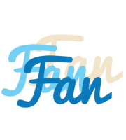 Fan breeze logo