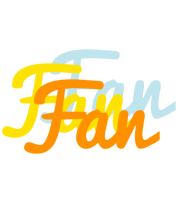 Fan energy logo