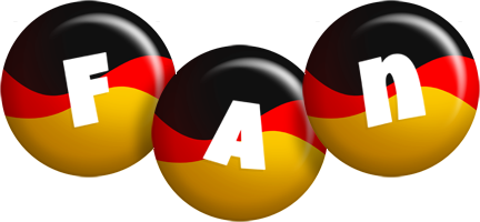 Fan german logo