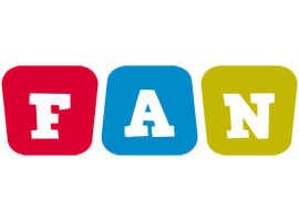Fan kiddo logo
