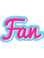 Fan popstar logo