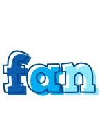 Fan sailor logo