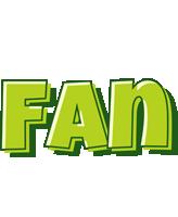 Fan summer logo