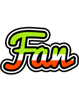 Fan superfun logo