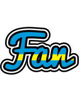 Fan sweden logo