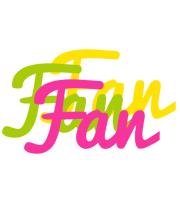 Fan sweets logo