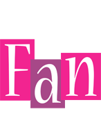 Fan whine logo