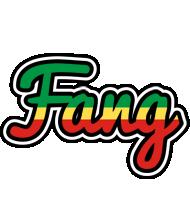 Fang african logo
