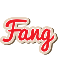 Fang chocolate logo