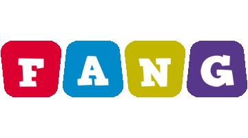 Fang daycare logo