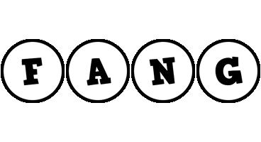 Fang handy logo