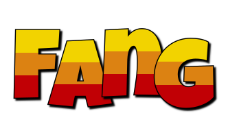 Fang jungle logo
