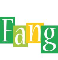 Fang lemonade logo