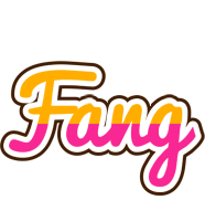 Fang smoothie logo