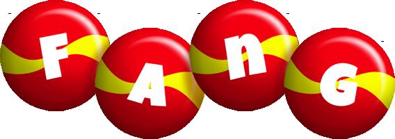 Fang spain logo