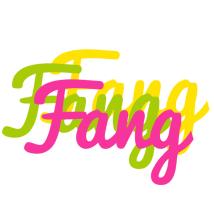Fang sweets logo