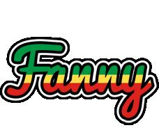 Fanny african logo