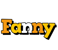 Fanny cartoon logo