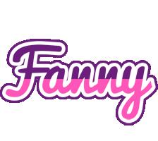 Fanny cheerful logo