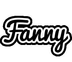 Fanny chess logo