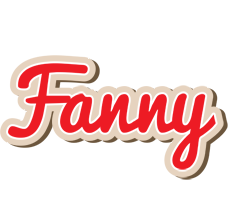 Fanny chocolate logo