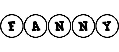 Fanny handy logo