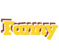Fanny hotcup logo