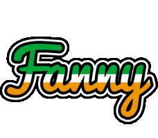 Fanny ireland logo