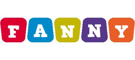 Fanny kiddo logo