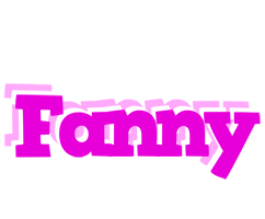 Fanny rumba logo