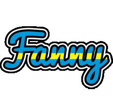 Fanny sweden logo