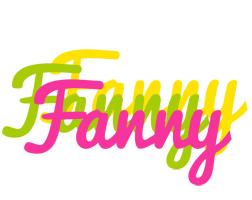 Fanny sweets logo