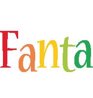 Fanta birthday logo