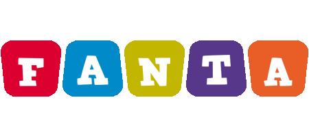 Fanta kiddo logo