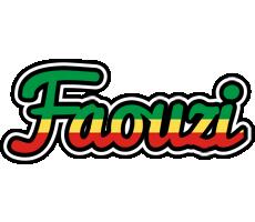 Faouzi african logo