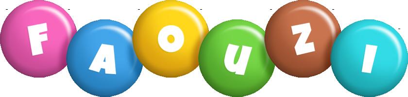 Faouzi candy logo
