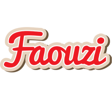 Faouzi chocolate logo
