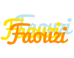 Faouzi energy logo