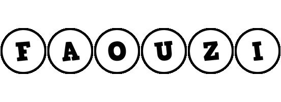 Faouzi handy logo